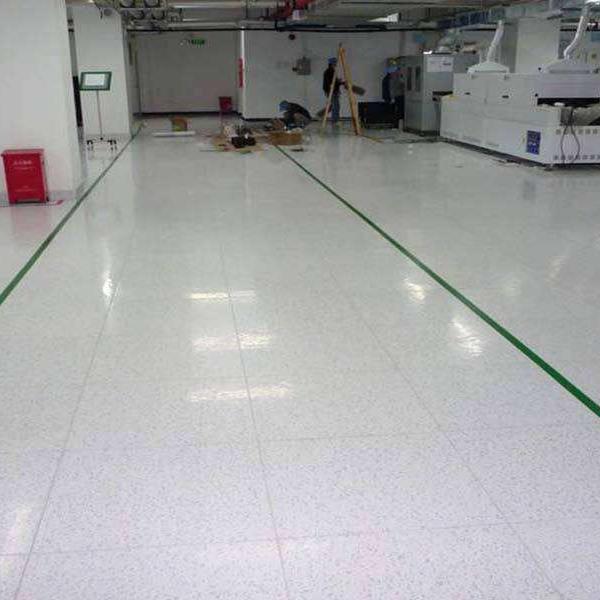全钢活动防静电PVC贴面地板