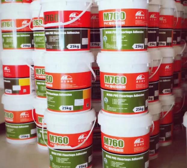 塑胶地板卷材/片材专用胶水